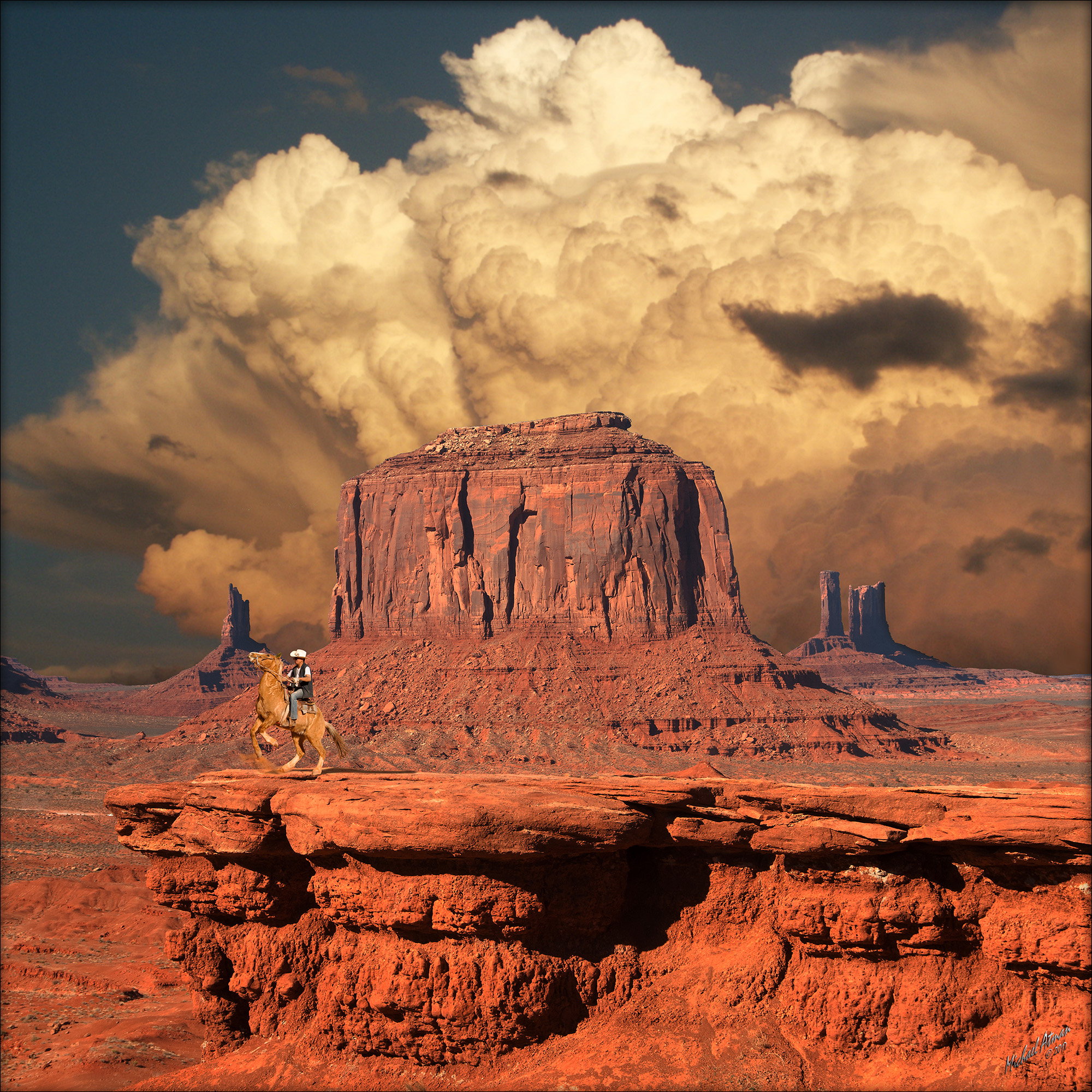 Monument Thunderhead by MichaelAtman