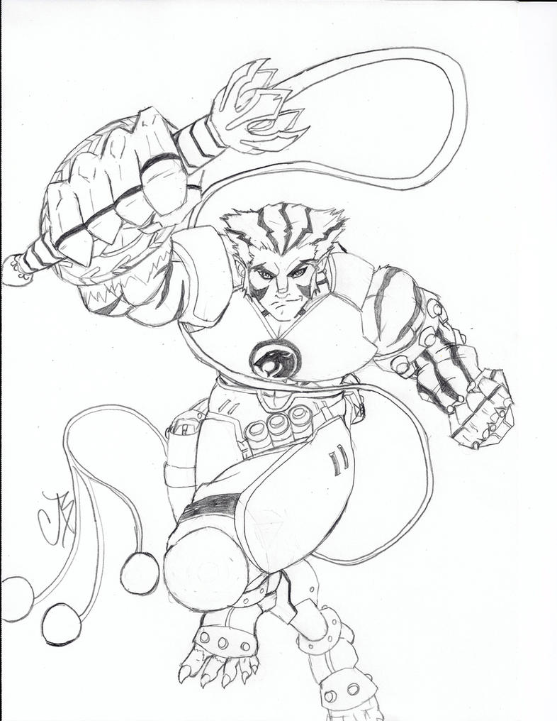 cheetara thundercats coloring pages - photo#45