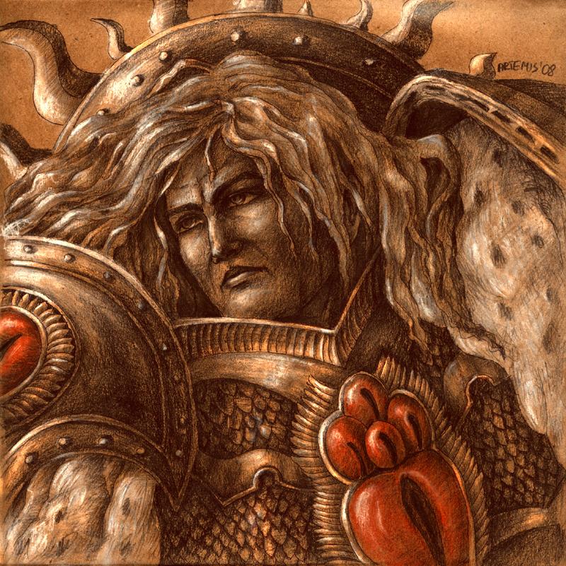 Eternal Crusader By Noldofinve