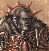Horus the Warmaster by Noldofinve