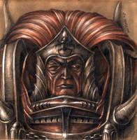 Magnus the Red by Noldofinve