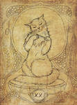 The cat of Alpharius