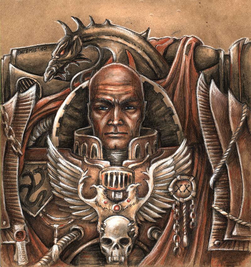 XX Legion - Omegon by Noldofinve