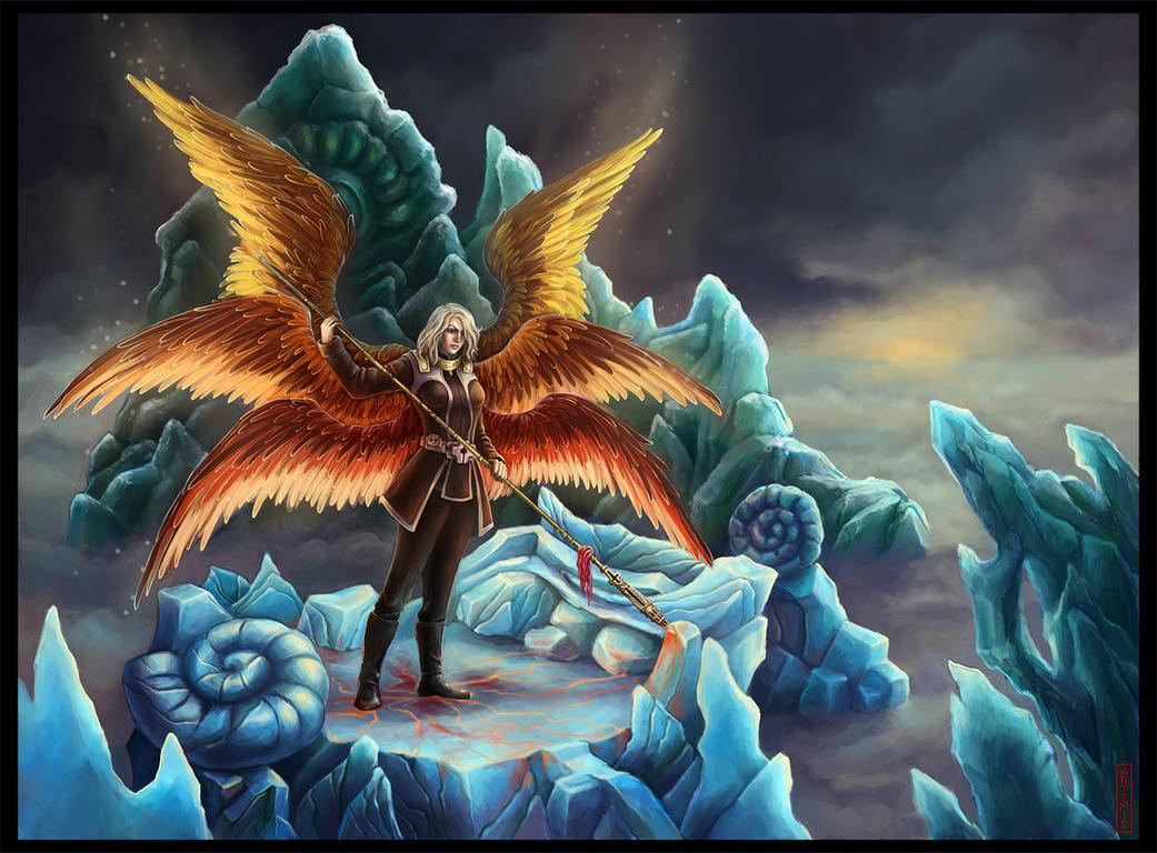 The Seraph by Noldofinve