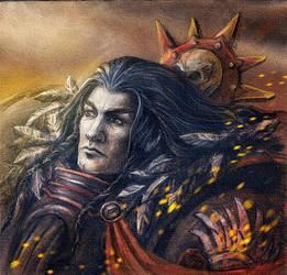 Corvus Corax by Noldofinve