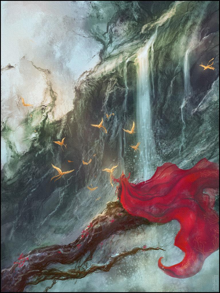King of Birds by Noldofinve