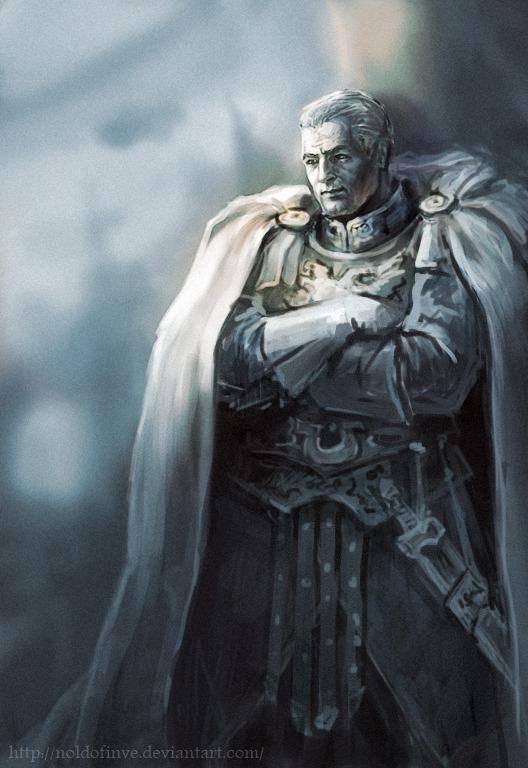 Guardian of Ultramar by Noldofinve