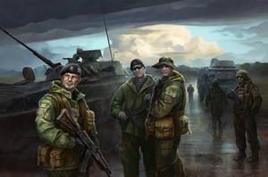 The Scouts by Noldofinve