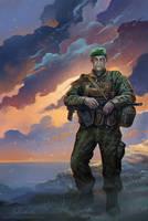 Border Guard III by Noldofinve