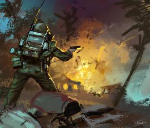 Vietnam War 1