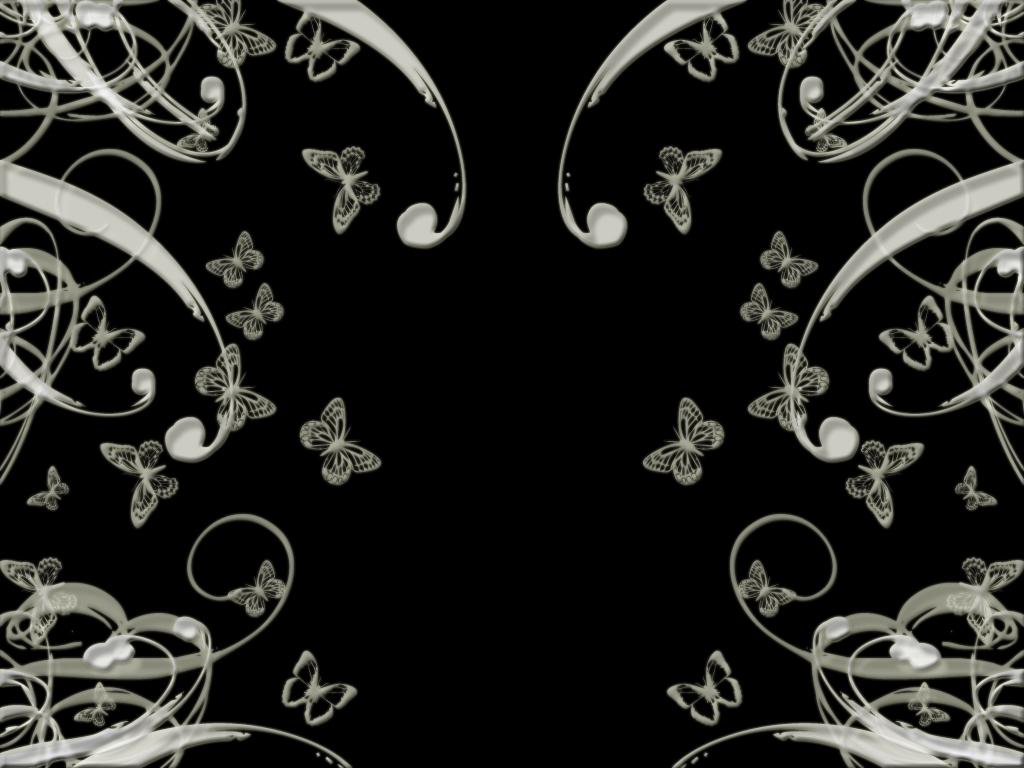 Butterfly Wallpaper 2 By Curlykutti