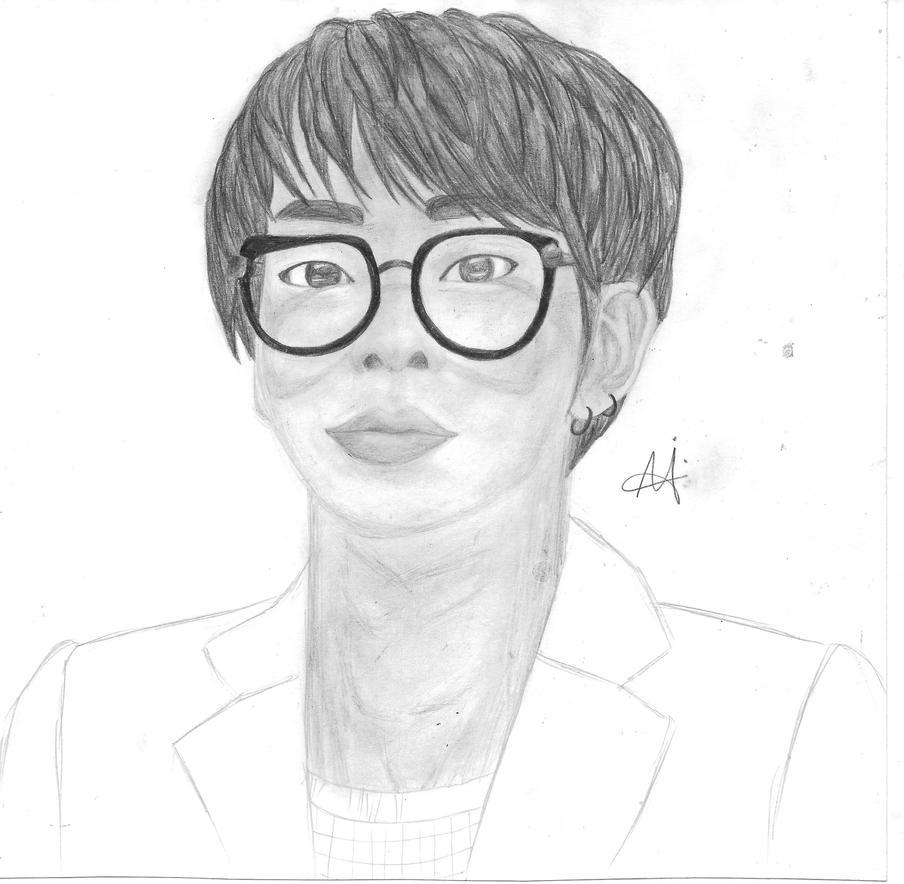 Jin by meilix