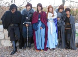 Stark Family by Paulalee