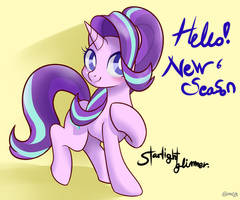 Glimmer and new season