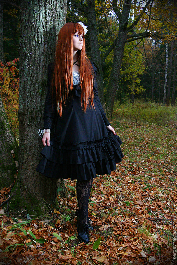 Cothic Lolita by ver1sa