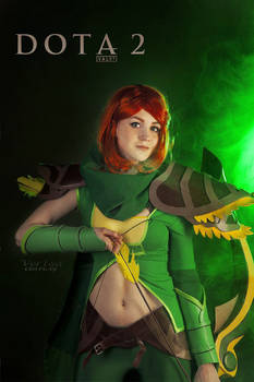 Wicked sick Windrunner by ver1sa