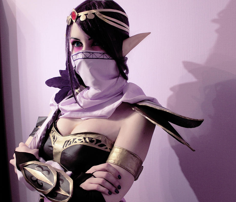 Templar Assasin by ver1sa