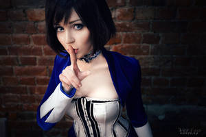 Elizabeth: Quiet! by ver1sa