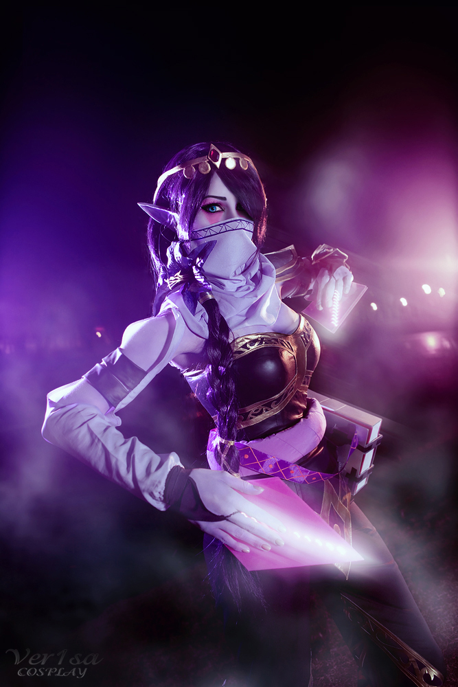 Templar Assassin (DotA 2) - For the temple by ver1sa