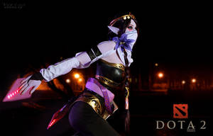 Templar Assassin (DotA 2) - In secret by ver1sa