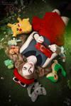 Serena (Pokemon X/Y) - Dream World