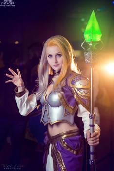 World of Warcraft - Lady Jaina Proudmoore
