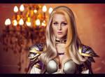 Lady Jaina Proudmoore (World of Warcraft)