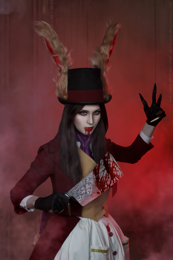 Alice Liddell - Madness Returns by ver1sa