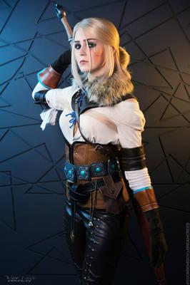 The Witcher 3: Wild Hunt - Ciri (Igromir 2015)
