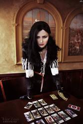 Yennefer - Play me? Gwent?