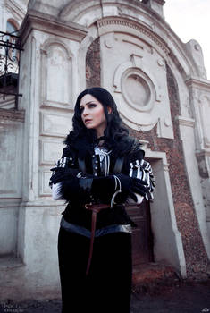 Witcher 3 cosplay - Yennefer