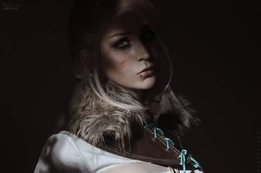 The Witcher 3: Wild hunt - Ciri