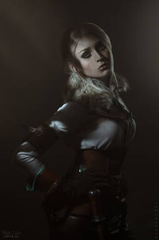 Ciri -  Princess of Cintra