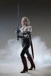 The Witcher: Wild Hunt - Ciri cosplay
