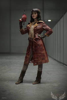 Fallout 4 - Piper Wright