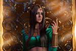 Diablo II cosplay - Sorceress