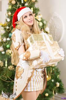 New Year Elf