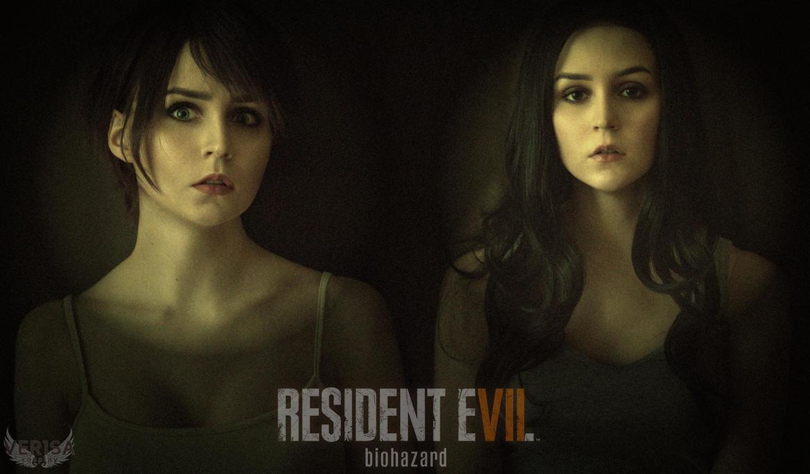 Resident Evil 7 Mia Nude