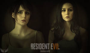 Resident Evil 7 - Mia and Zoe cosplay