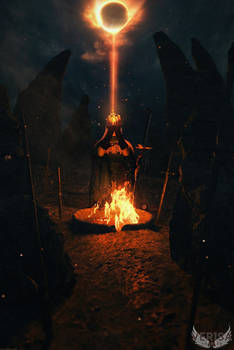 Link the First Flame