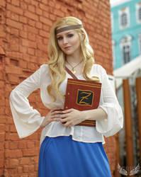 The Legend of Kyrandia - Zanthia cosplay