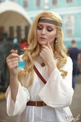 Alchemist Zanthia - The Legend of Kyrandia