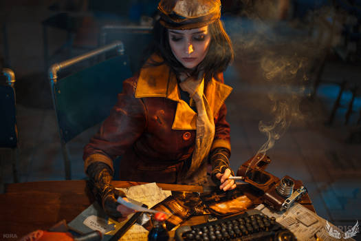 Fallout 4 cosplay - Piper