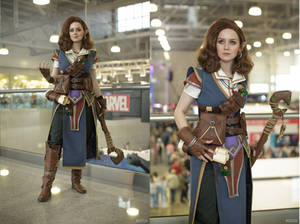 Pathfinder: Kingmaker - Octavia cosplay