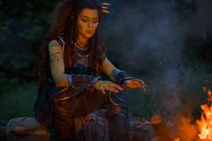 Warcraft - Garona Halforcen by ver1sa