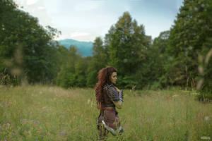 Warcraft cosplay - Garona Story by ver1sa