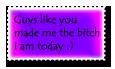 Stamp 2 by BidderSweetKisses