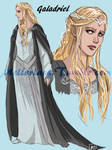 The White Council : Galadriel