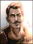 Dorian Pavus (no spoiler here)