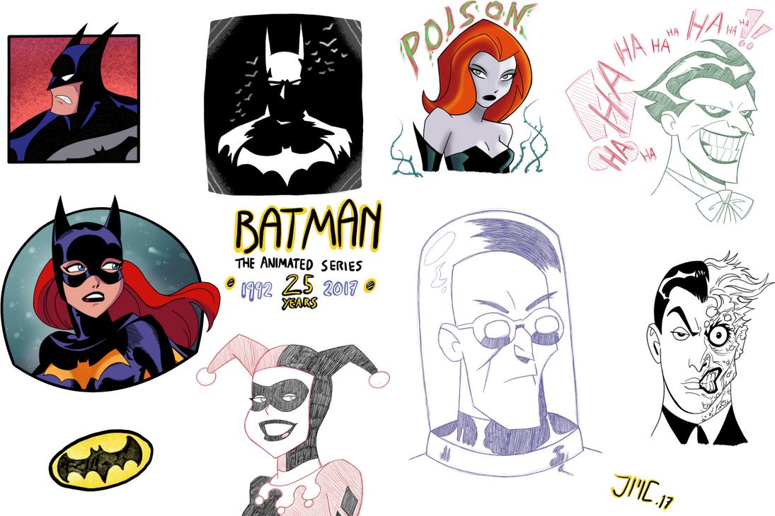 Batman Tas. 25th by jam-bad